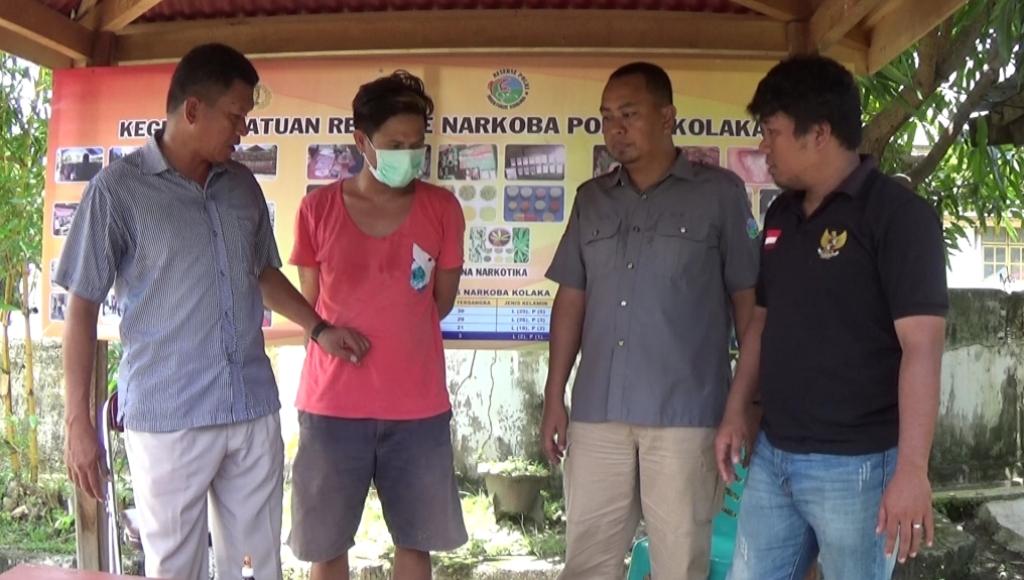 Edarkan Shabu Lintas Kabupaten Ditangkap Polisi