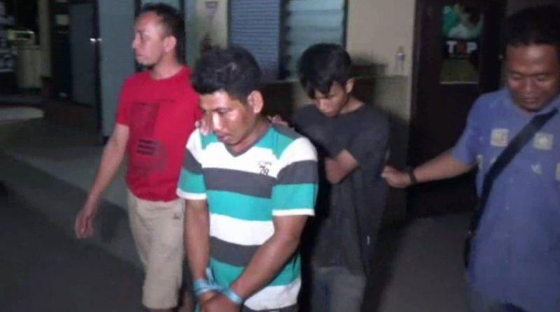Dua Dari Tiga Spesialis Pencuri Rumah dan Toko Dibekuk Polisi
