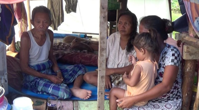 Hidup Ditenda Darurat Bersama 6 Orang Anak