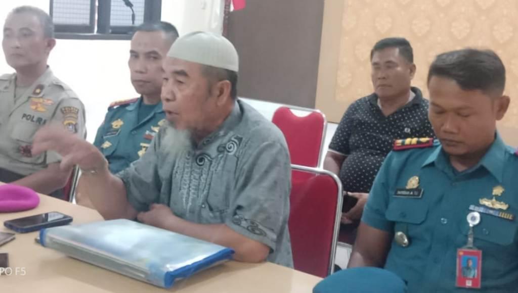 Oknum TNI AL Berencana Polisikan Pimpinan Ponpes di Kolaka