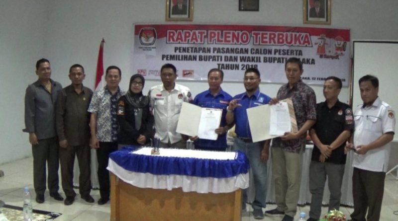 Kedua Paslon Bupati Wakil Bupati Kolaka Terancam Terdiskualifikasi