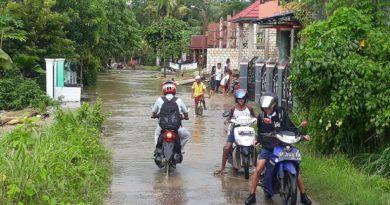 Kelurahan Wamponiki Jadi Langganan Banjir, Warga Butuh perhatian