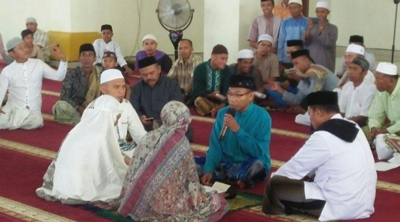 DI Muna Ibu dan Anak Masuk Islam di Bulan Ramadhan Ini