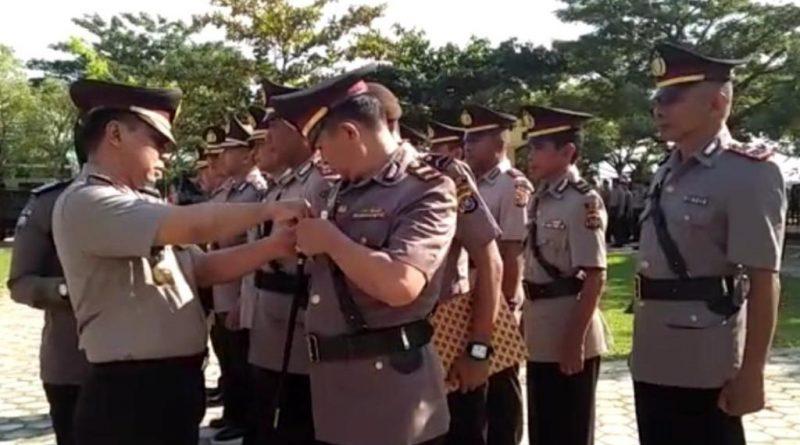 11 Pejabat Polres Muna Berganti