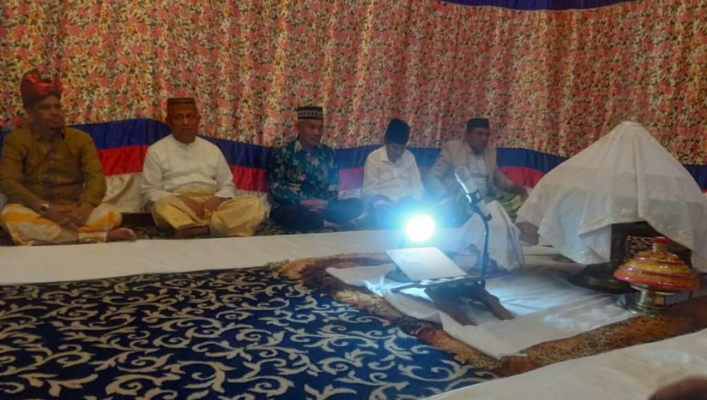 Pemkot Baubau Peringati Maulid Nabi dengna Ritual Adat