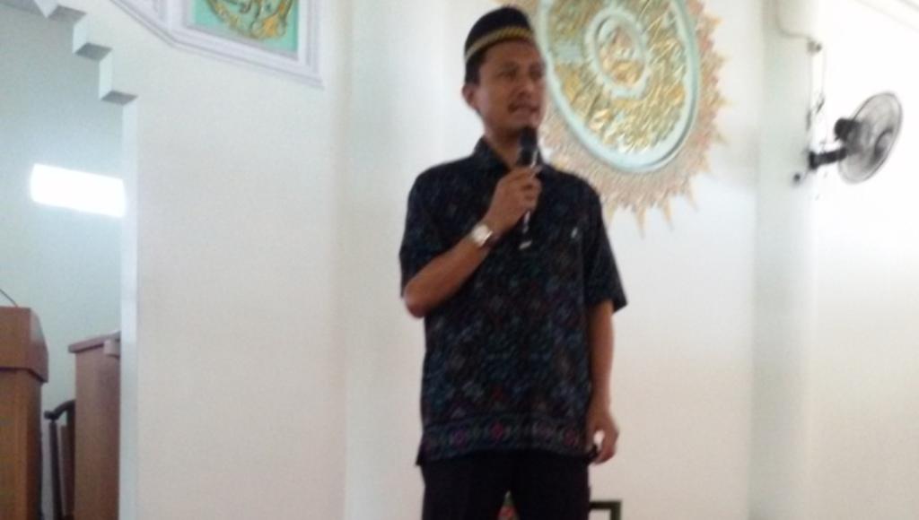 Tengku Zulkifli Usman Isi Kajian Kuliah Dhuha