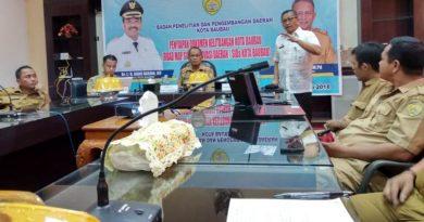 Pemkot Baubau Gelar Road Map Sistem Inovasi Daerah Sida