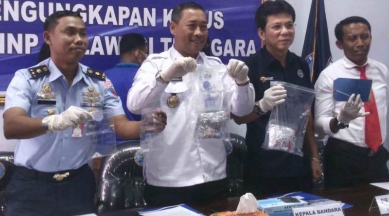 BNNP Sulawesi Tenggara, Tangkap Dua Warga Kendari di Konsel