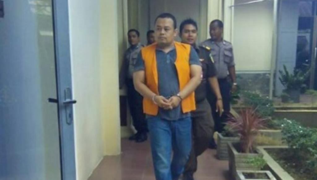 Bandar Narkoba Kelas Kakap di Aceh Dipindahkan