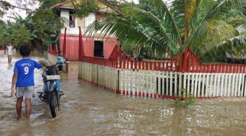 Banjir Rendam Ratusan Rumah Warga Desa Lambale Butur Mengungsi