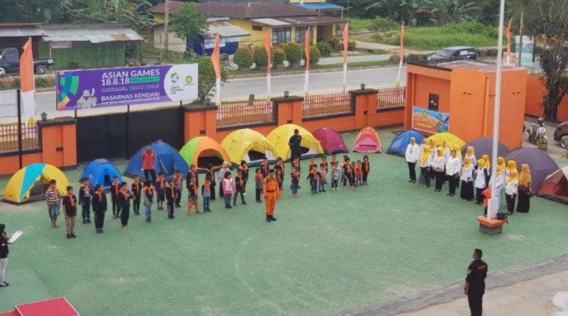 Video: Sambut Hari Anak Nasional, SAR Kendari Gelar Kid's Camp