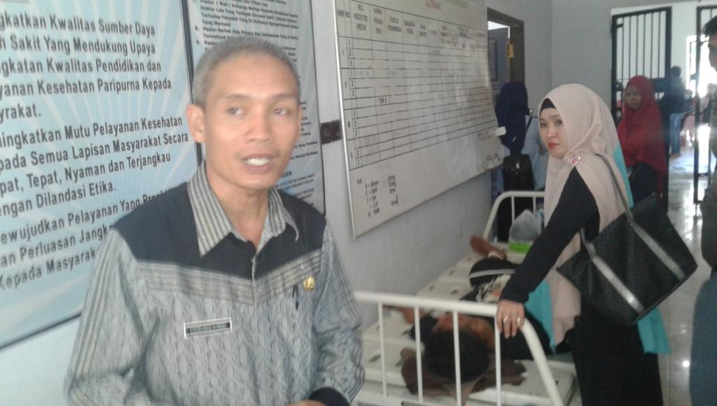 RSJ Rawat 53 Pasien Diduga Karena Obat PCC