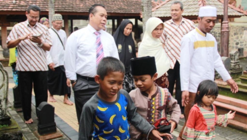 Prof. Fathur: Menara Tetenger Strategi Dakwah Sunan Kudus yang Sejuk