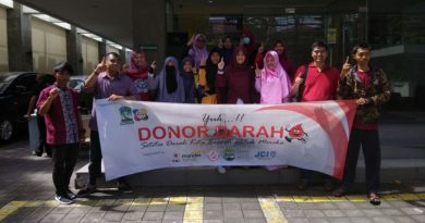 Komunitas AMI Bali Ajak Pengunjung CFD Donor Darah