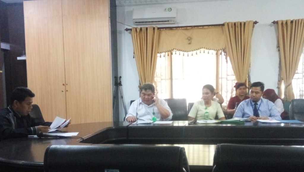Diduga Terlantar Pasien Management Rumah Sakit Santa Anna Dihearing