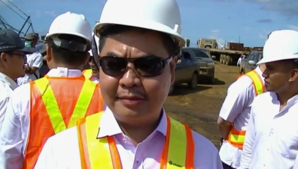 Pj Gubernur Harap PT. VDNI Rekrut Tenaga Kerja Utamakan Warga Sekitar
