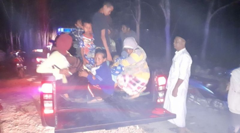 Video, Ketika Gemuruh Gempa Guncang Muna dan Kepanikan Warga