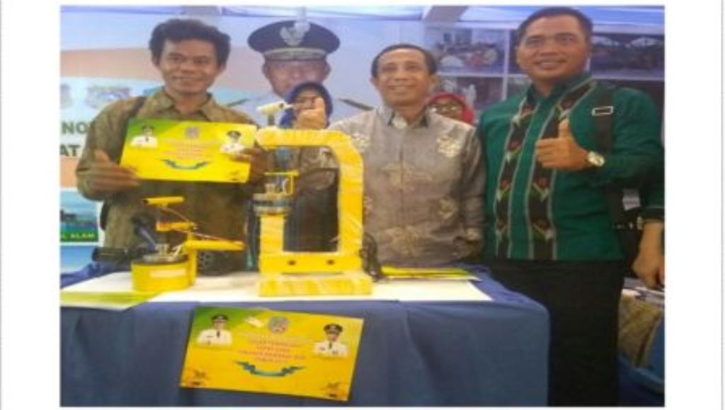 Hadiri Pameran TTG XIX di Palu, Pemda Konsel Pamerkan Karya Putra Daerah