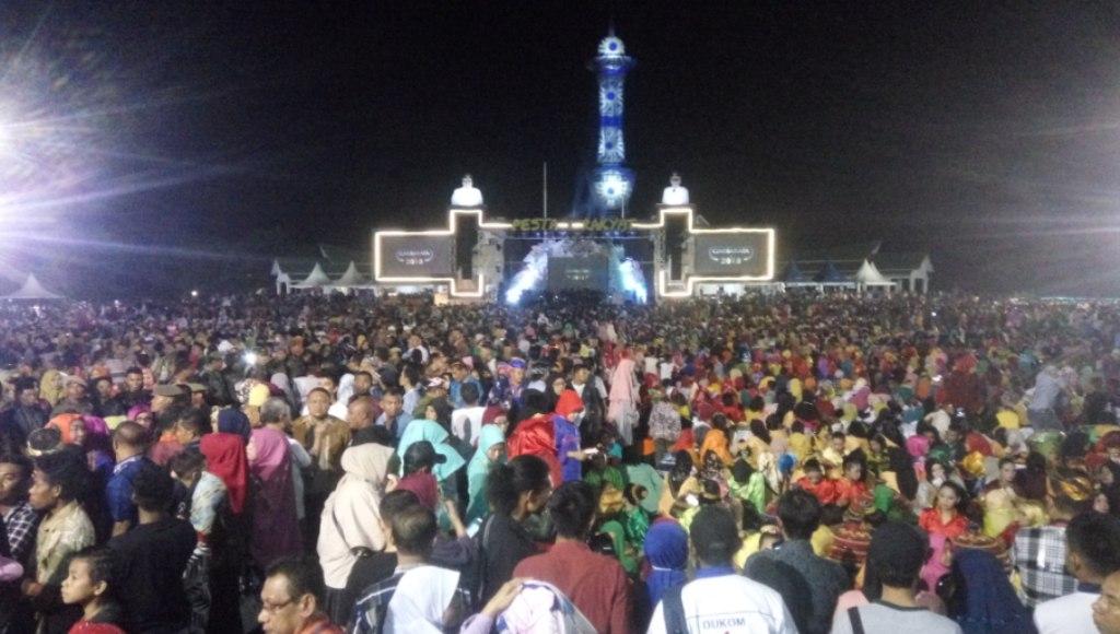 Pesta Rakyat Pekande-kande, Ali Mazi: Kalau Ada Kadis Arogan Laporkan
