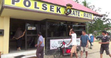 Pemda Koltim Gusur Kios di Rate-rate, Pedagang Lapor Polisi
