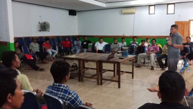 Dispar Konsel Gelar Workshop Penguatan Pengrajin Limbah Kayu