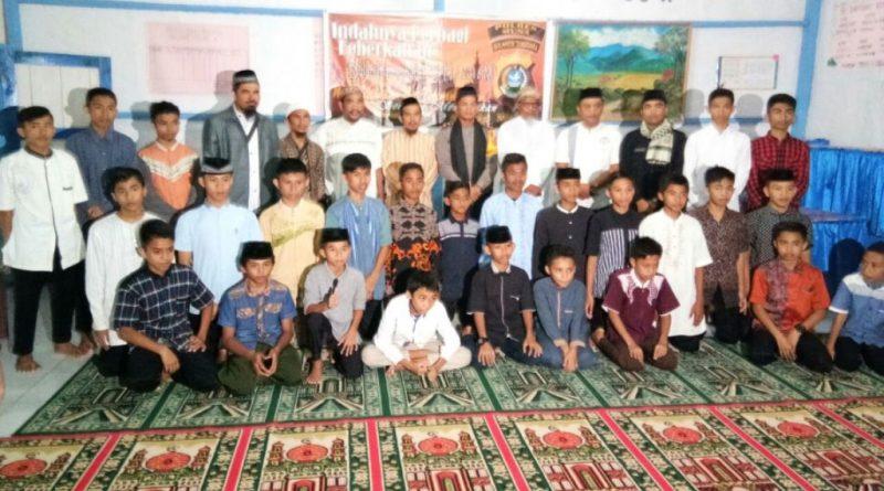 Berbagi Bulan Suci Ramadhan 1439 H, Polres Muna Gelar Buka Bersama