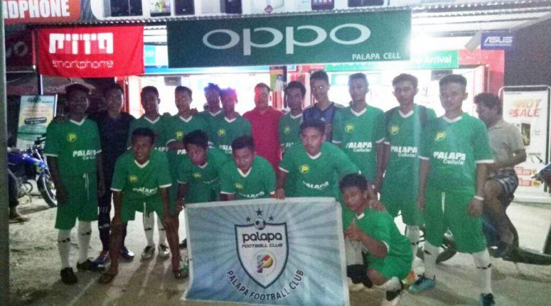 Palapa Cellular FC Siap Tingkatkan Prestasi Sepak Bola Konsel
