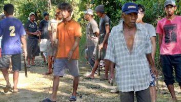Hutan Mangrove Diserobot, Pemdesa Tri Wacuwacu Minta Pihak Berwajib Tangkap Penebang