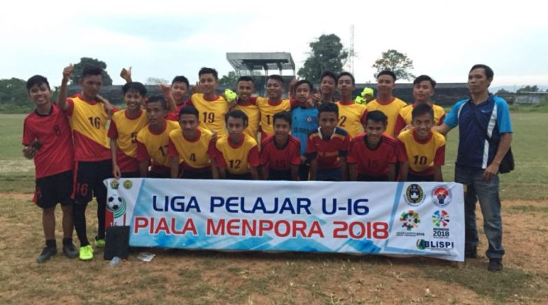 Berlaga di Kejuaraan Kemenpora U 16, PS Konsel Optimis Juara