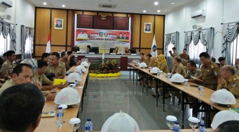 Terima Kunker DPRD Kota Magelang, Bupati Konsel Paparkan Keberhasilan