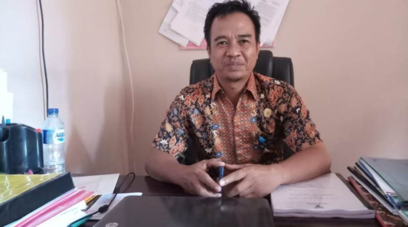 Ketua KPUD Konsel: Empat Parpol Tidak Penuhi Empat Dapil Daftarkan Bacaleg