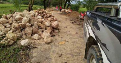IP2 Butur Cium Aroma Indikasi Proyek Siluman Masuk Desa di Butur