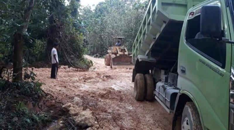 Sejumlah Kades Sayangkan Proyek Masuk Desa Tanpa Permisi