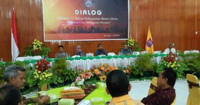 Peringati 11 Tahun Kopi Butur Gelar Dialog Publik