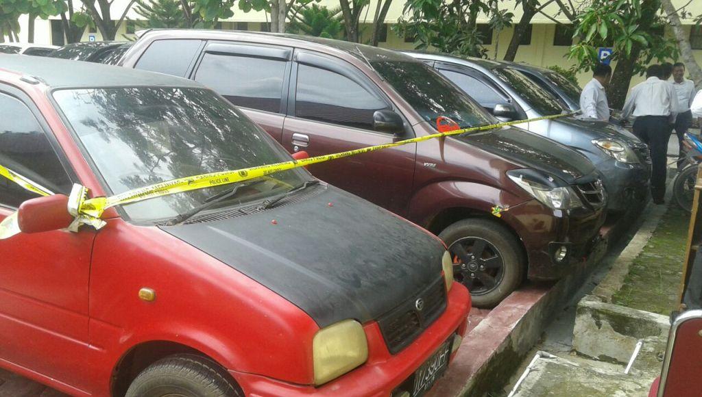 Polisi Ungkap, Penipuan dan Penggelapan Mobil Rental di Kendari