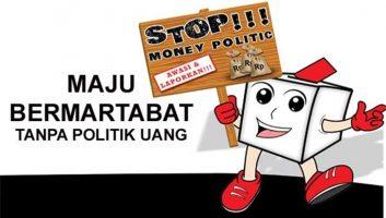 Terbukti Money Politik Dipidana Paling Lama 72 Bulan