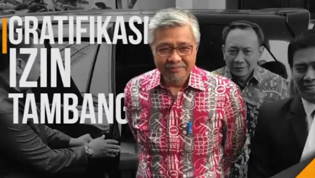 Gubernur Sultra resmi Ditahan KPK