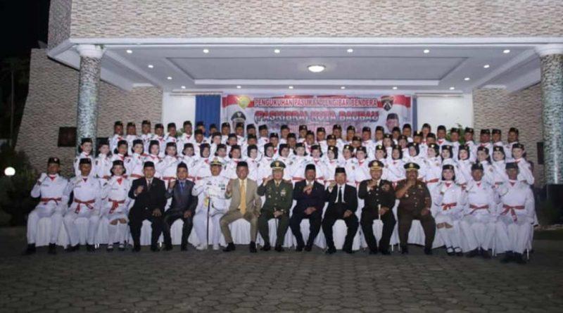 Pj. Wali Kota Baubau Apresiasi Upacara Kemerdekaan RI ke 73
