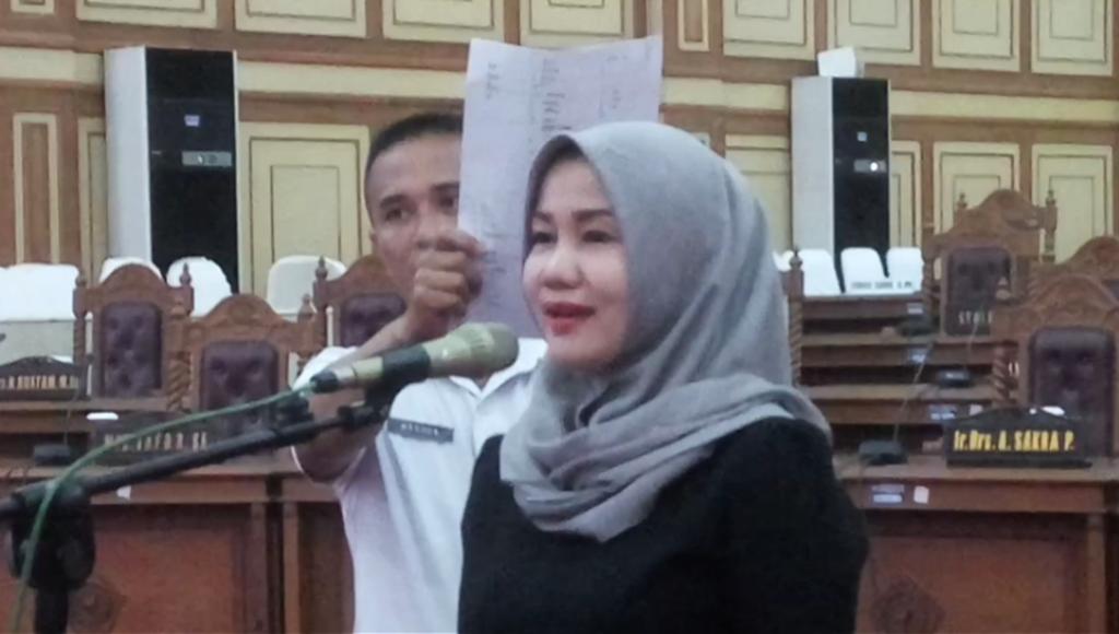 PAW, Keterwakilan Perempuan di DPRD Sultra Bertambah