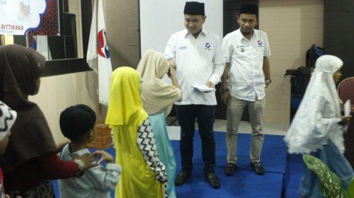 DPW Perindo se Sultra Gelar Buka Puasa Bersama Anak Yatim