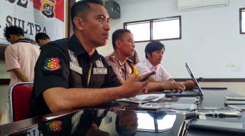 Tiga Kakak Beradik Warga Konkep Ditangkap Polisi Karena Kasus Pencurian