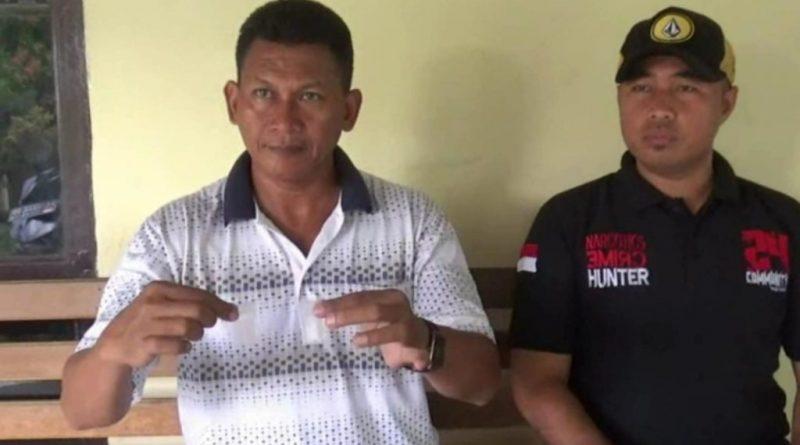 Lagi, Sat Narkoba Polres Kolaka Tangkap Residivis Pengedar Shabu
