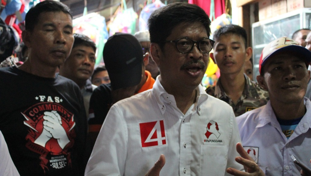 Keluarga Besar NA Beri Dukungan ke IYL Cakka