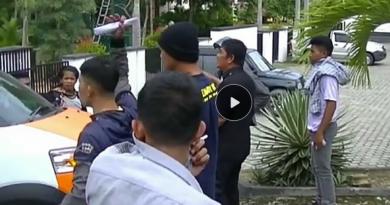 Demo Ricuh di Balai Wilayah Sungai VI Kendari, Ada Apa ?