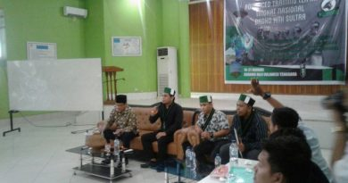 Ini Materi dan Harapan Akbar Tanjung di Advanved Training LK III HMI