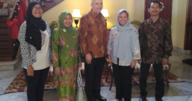 Sampaikan Aspirasi Umat Islam Indonesia, Perwakilan NU dan Wahid Foundation Temui Dubes AS