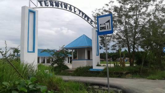 Terminal Tipe C yang akan segera difungsikan dalam waktu dekat. FOTO : FA