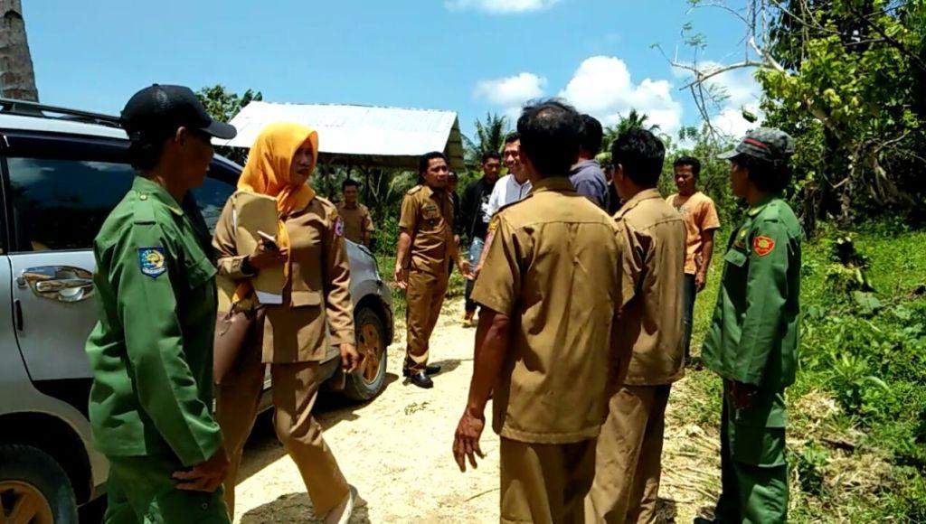 Polisi Lidik Indikasi Penyelewengan DD, Desa Een Sumala