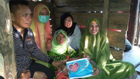Viral, Wanita 150 tahun, Jadi Perhatian Komunitas S3