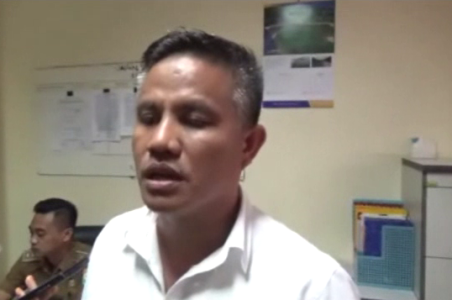 Wakil Ketua Komisi II DPRD Sultra. Rasyid, S.Sos. M.Si